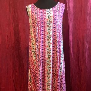 NWT Everly brand swing dress